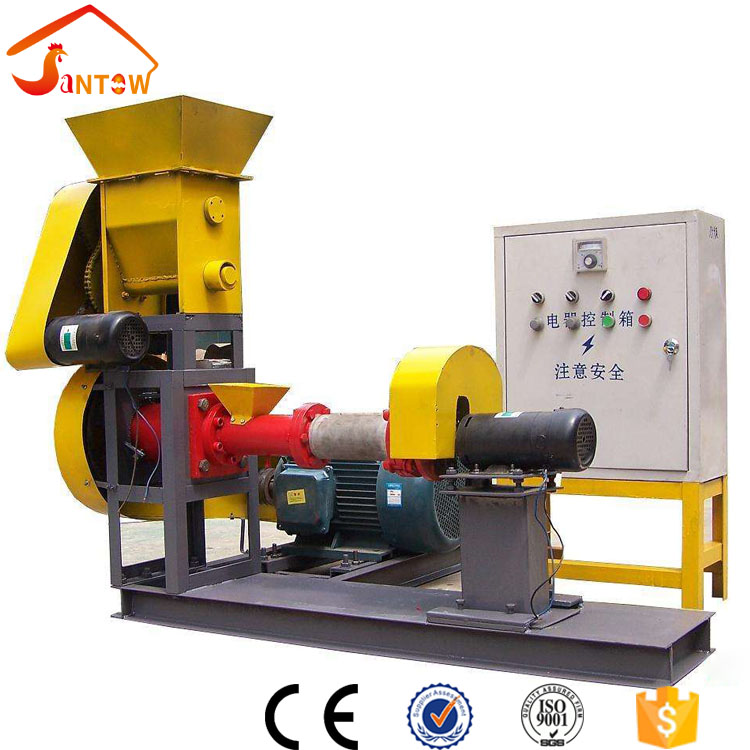 Ring Die Extruding Floating Fish Feed Pellet Machine And Poultry Feed Pellet Machine.jpg